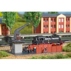 Chargement charbon / Coaling N