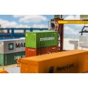 Container 20ft Evergreen H0
