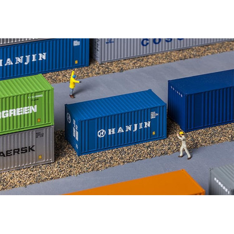 Container 20ft Hanjin H0