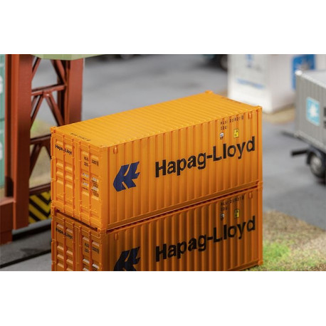Container 20ft Hapag Lloyd H0