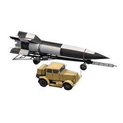 SS-100 Gigant + Transporter + V2 1/72