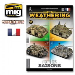 The Weathering Magazine n° 28 : Les Quatre Saisons