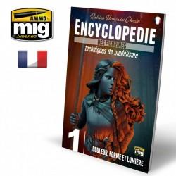 Encyclopédie des Figurines, Tome 1 : Couleur, Forme et Lumière
