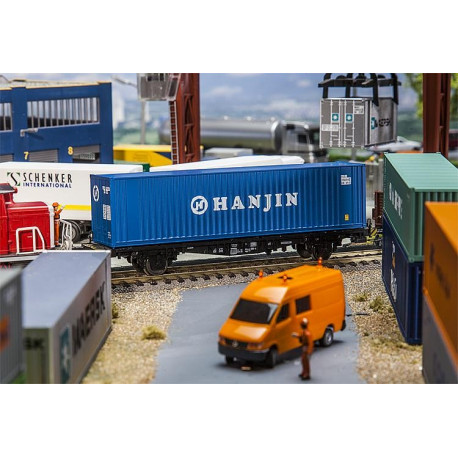 Container 40ft Hanjin H0