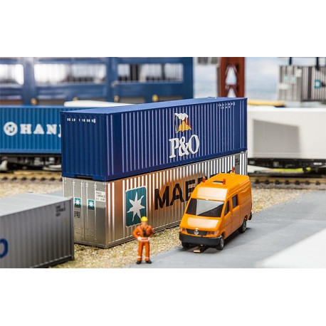 Container 40ft P&O H0