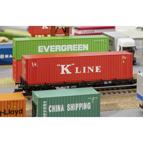 Container 40ft K-Line H0