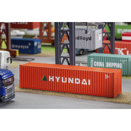 Container 40ft Hyundai H0