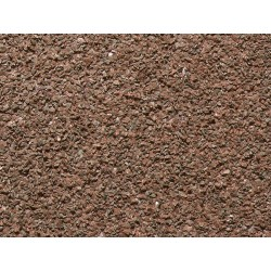 "Ballast Brun Rouge / Ballast ""Gneiss"" red brown, 1 - 2 mm, 250 g"