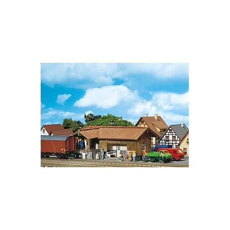 Halte / Wayside station N