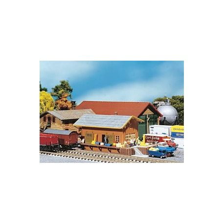 Halle de marchandises / Freight house N
