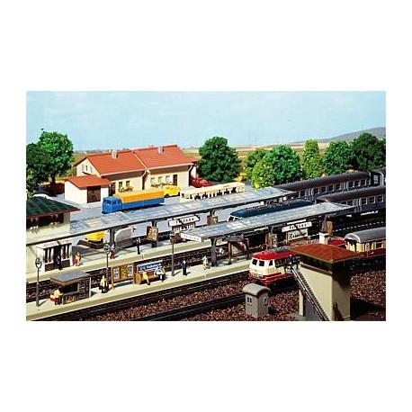 3 quais / 3 Platforms N