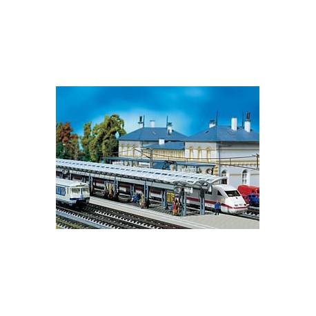 Quai de gare ICE / ICE platform N