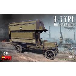 B Type Military Omnibus 1/35
