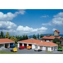 Bâtiment des services communaux / Builder's yard N