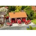 Caserne de sapeurs-pompiers / Fire brigade engine house N