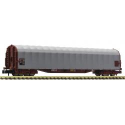 Wagon à bâche coulissante / Sliding tarpaulin wagon Rils, SNCF N