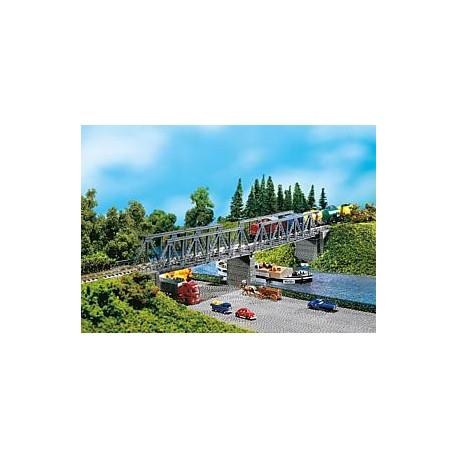 2 ponts à caisson / 2 Box girder bridges N