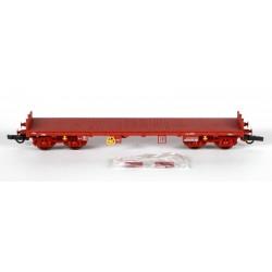 Wagon plat Slmmps SNCB H0