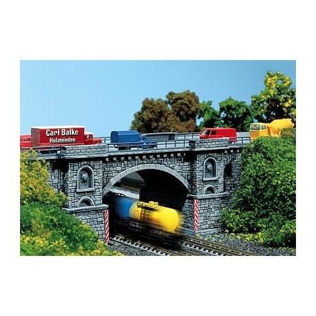 Pont routier / Rail/road bridge N