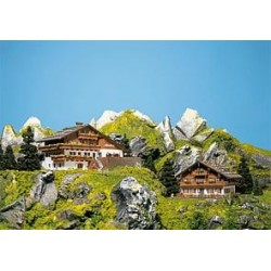 "Auberge ""Alpenblick"" / Alpenblick Mountain inn N"