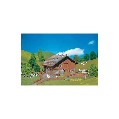 Grange alpestre / Barn N