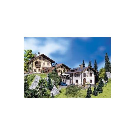Pension Edelweis / Edelweiß Boarding-house N