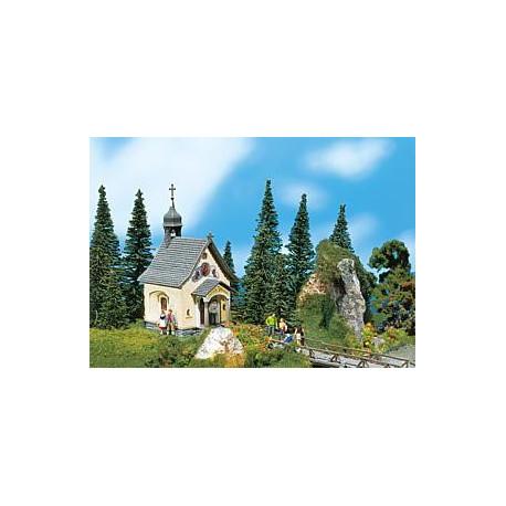 Chapelle St-Bernard / St. Bernhard Chapel N