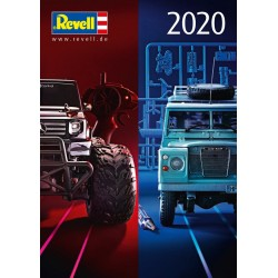Catalogue Revell 2020 D/GB