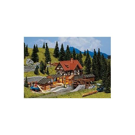 Moulin de scierie / Sawmill N