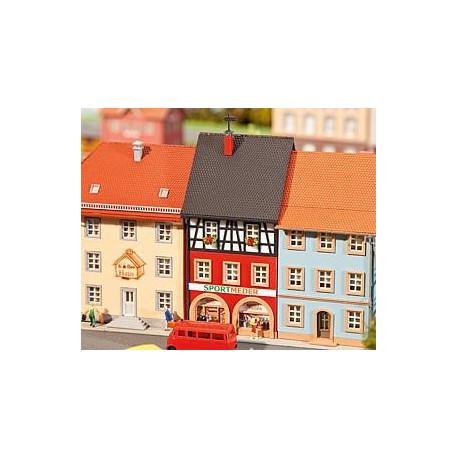 Maison de ville sport Meder / Sport Meder Townhouse N