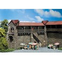 2 tours remparts / 2 Old-Town peel towers N