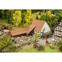Bâtiment agricole & accessoires / Agricultural building with accessories N