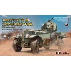 British RR Armored Car Pattern 1914/1920 1/35