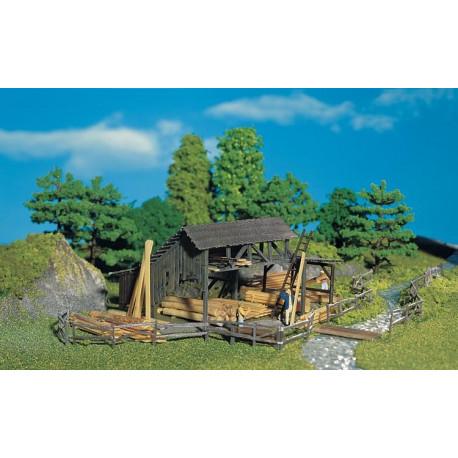 Dépôt de bois / Lumber yard N