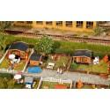 Set jardin ouvrier n° 1 / Allotment garden set 1 N