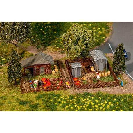 Set jardin ouvrier 3 / Allotment garden set 3 N