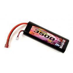 Accu Li-Po 7.4V 3500mAh 25C