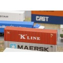 "40' hi-cube container ""K-Line"" N"