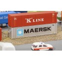 """40' hi-cube container """"Maersk"""" N"""