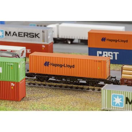 "40' hi-cube container ""hapag-lloyd"" N"