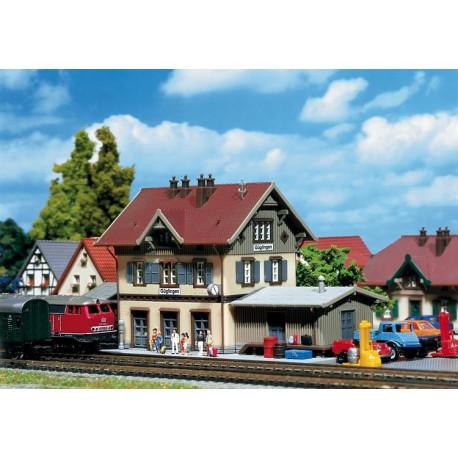 Gare Guglingen / Güglingen Station Z