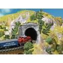 2 entrées de tunnel / Set of tunnel portals Z