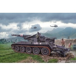 M110 Self Propelled Howitzer 1/35