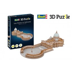 Tower Bridge Puzzle 3D