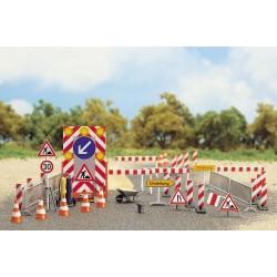 Set Chantier / Road Construction Set H0
