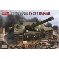 British Heavy Tank Destroyer FV 217 Badger 1/35