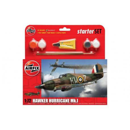 Hawker Hurricane MkI 1/72