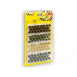 "Mini set avec 104 Touffes d'herbes""teintes ternes"" / Grass Tufts Mini Set"