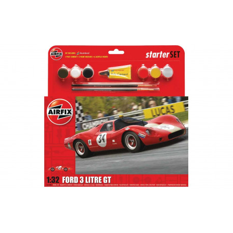 Ford 3 Litre GT 1/32