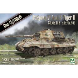 PzKpfwg. VI Ausf.B Tiger II 1/35